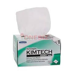 Distributor Kimtech Science Kimwipes EX-L, delicate task wipers, 1 ply, 280 sheets per pop-up box 34155A, Jual Kimtech Science Kimwipes EX-L, delicate task wipers, 1 ply, 280 sheets per pop-up box 34155A