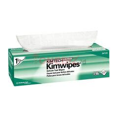 Distributor Kimtech Science Kimwipes EX-L, delicate task wipers, 1 ply, 140 sheets per pop-up box 34256, Jual Kimtech Science Kimwipes EX-L, delicate task wipers, 1 ply, 140 sheets per pop-up box 34256