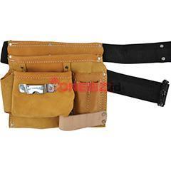 Distributor Kennedy KEN5933470K 5-Pocket 2-Loop Tool & Nail Pouch, Jual Kennedy KEN5933470K 5-Pocket 2-Loop Tool & Nail Pouch