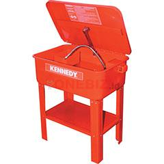 Distributor Kennedy KEN5038640K FLOOR STANDING PARTS WASHER 50LT, Jual Kennedy KEN5038640K FLOOR STANDING PARTS WASHER 50LT