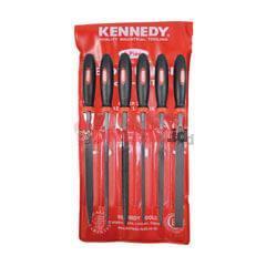 "Distributor Kennedy KEN0316980K 16cm (6.1/2"") CUT 2 ASSORTED NEEDLE FILE SET-6PCE, Jual Kennedy KEN0316980K 16cm (6.1/2"") CUT 2 ASSORTED NEEDLE FILE SET-6PCE"