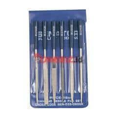Distributor Senator SEN0330600K 16cm 150 DIAMOND FILE SET (6-PCS), Jual Senator SEN0330600K 16cm 150 DIAMOND FILE SET (6-PCS)