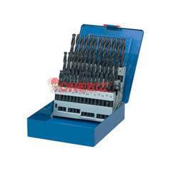 Distributor Senator SEN0259110K 6-10mmx0.1mm HSS S/S R-FDRILL SET, Jual Senator SEN0259110K 6-10mmx0.1mm HSS S/S R-FDRILL SET