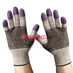 Distributor KLEENGUARD* G60 Purple Nitrile 97433 Cut Resistant Gloves Size 10, Satuan Pack, Jual KLEENGUARD* G60 Purple Nitrile 97433 Cut Resistant Gloves Size 10, Satuan Pack