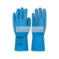 Distributor Summitech RF4 SB Chemical Resistant Gloves, Jual Summitech RF4 SB Chemical Resistant Gloves Distributor Chemical Glove/Sarung Tangan Kimia Latex Summitech RF4 SB, Jual Chemical Glove/Sarung Tangan Kimia Latex Summitech RF4 SB
