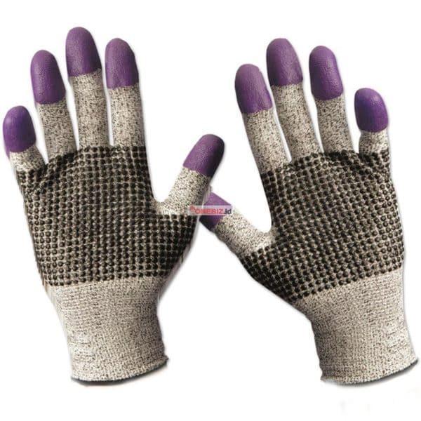 Distributor Sarung Tangan Anti Sayat Anti Potong Size 8-M Satuan Pairs G60 97431 Cut Resistant Gloves Size 7, Satuan Pairs, Jual Sarung Tangan Anti Sayat Anti Potong Size 8-M Satuan Pairs G60 97431 Cut Resistant Gloves Size 7, Satuan Pairs