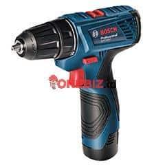 Distributor Bosch GSR 120-LI Drill Baterai 12 V 1 5 Ah x2 Kit, Jual Bosch GSR 120-LI Drill Baterai 12 V 1 5 Ah x2 Kit