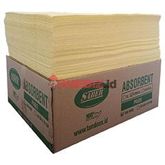 Distributor SABER 200 Chemical Absorbent Pad Satuan Case, Jual SABER 200 Chemical Absorbent Pad Satuan Case
