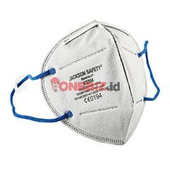 Distributor JACKSON SAFETY 63204 N95 Carbon Respirator without Valve, Jual JACKSON SAFETY 63204 N95 Carbon Respirator without Valve
